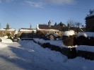 BEELEY IN THE SNOW
